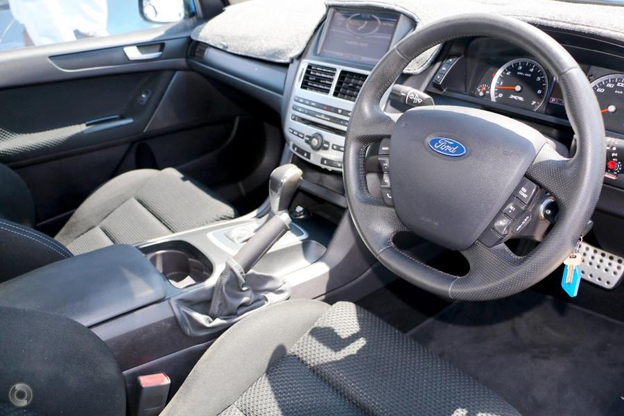 2012 Ford Falcon Ute XR6 FG MkII