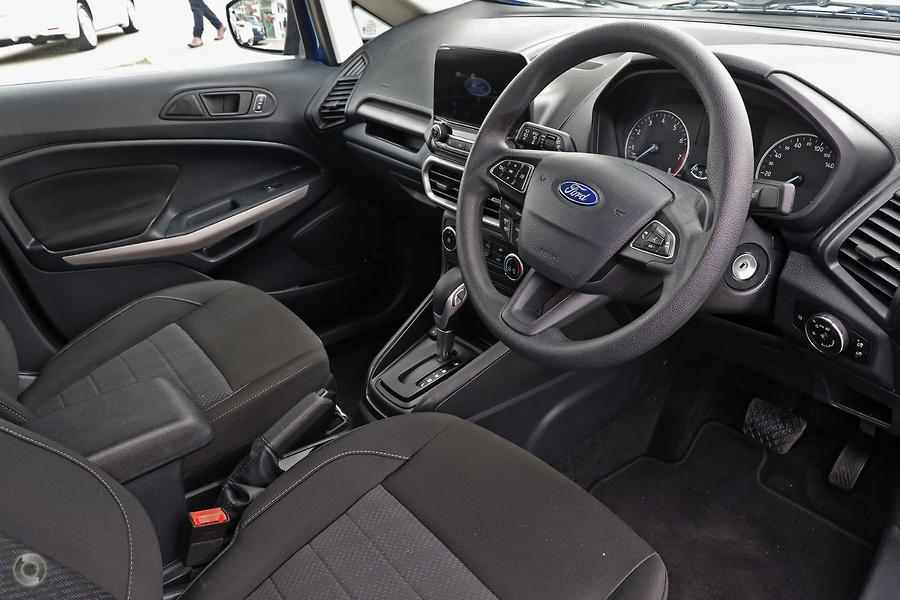 2017 Ford EcoSport Ambiente BL