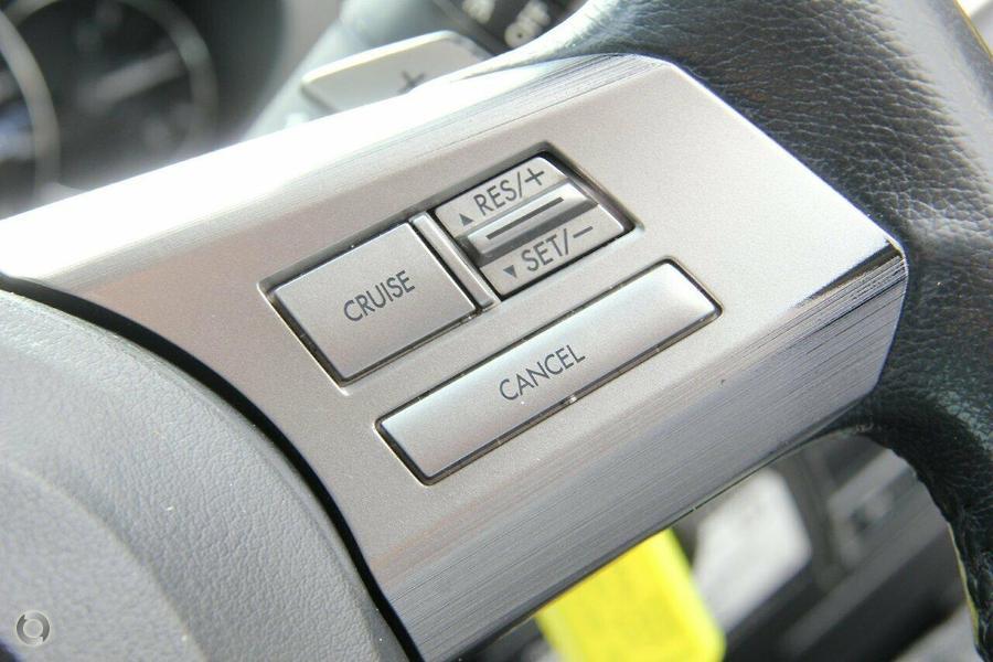 2010 Subaru Outback 2.5i Premium 4GEN