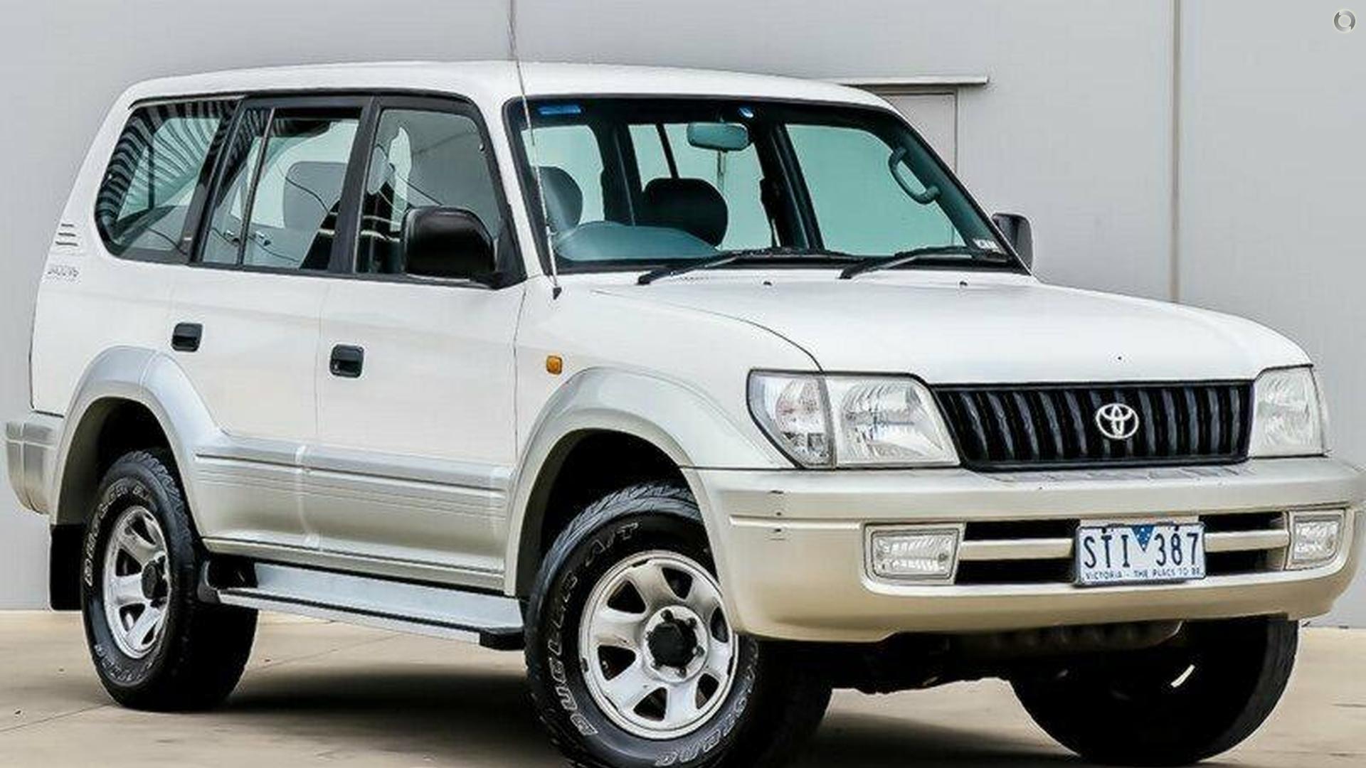 1999 Toyota Landcruiser Prado VZJ95R