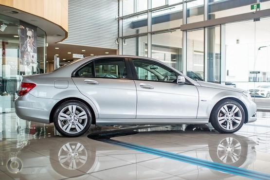2012 Mercedes-Benz <br>C 200 BLUEEFFICIENCY