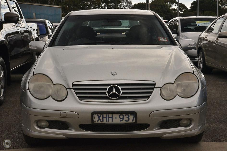 2003 Mercedes-Benz C 200 KOMPRESSOR Coupe