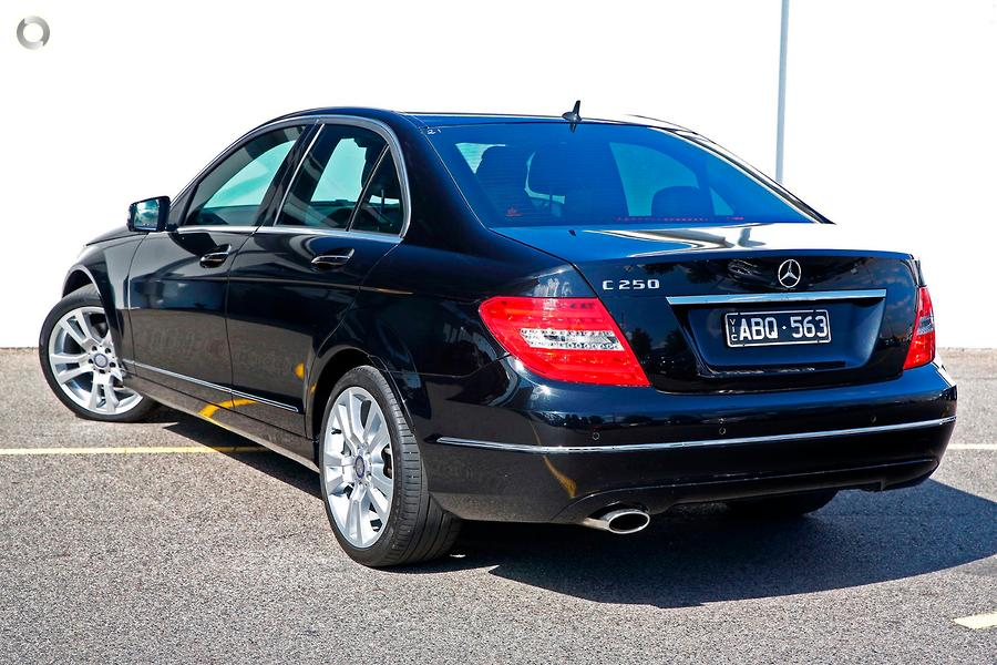 2014 Mercedes-Benz C250 Avantgarde W204