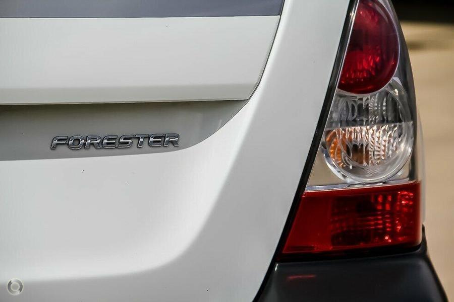 2008 Subaru Forester X 79V