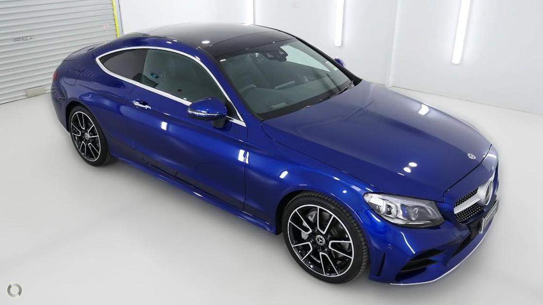 2018 Mercedes-Benz C 300 Coupe