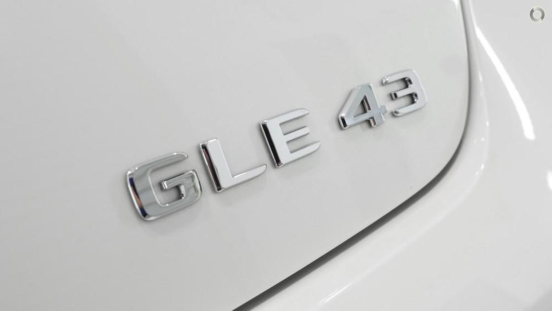 2019 Mercedes-Benz GLE 43 AMG Coupé
