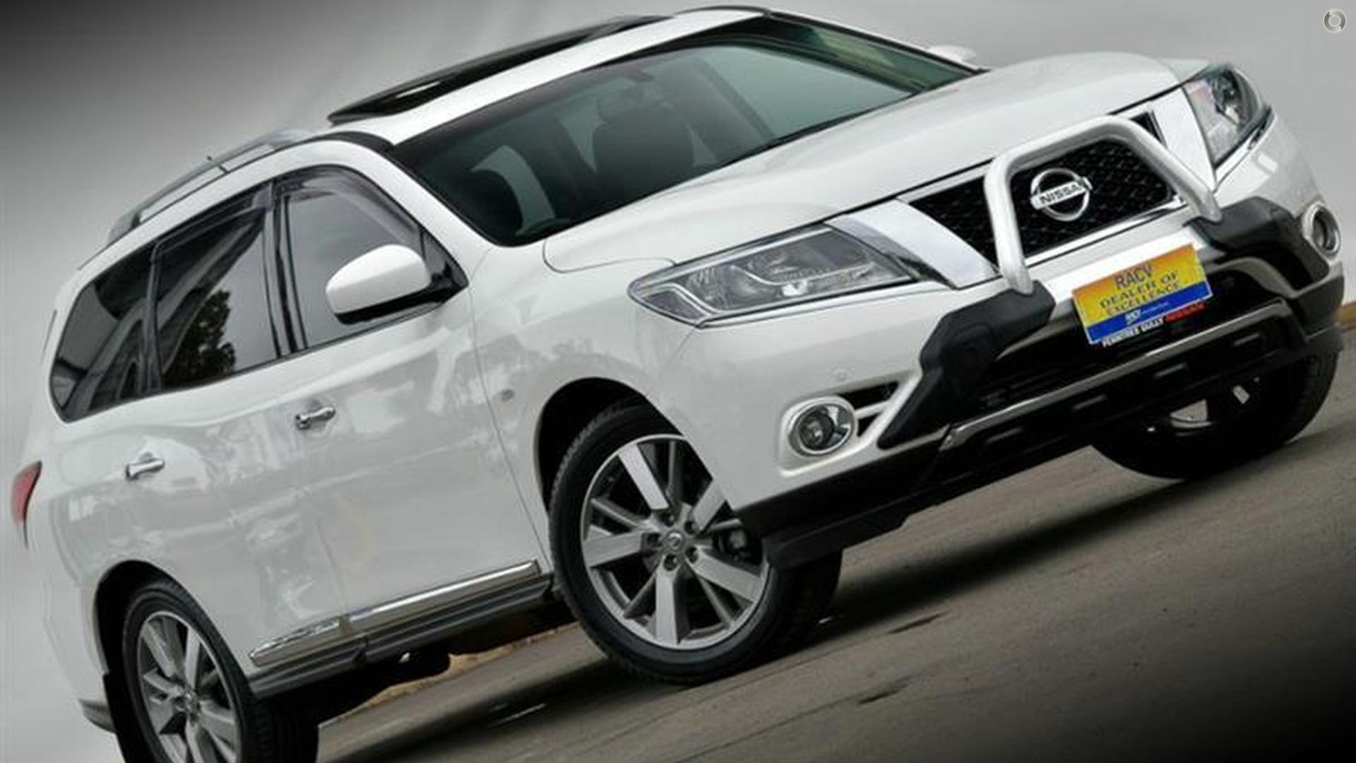 2013 Nissan Pathfinder Ti