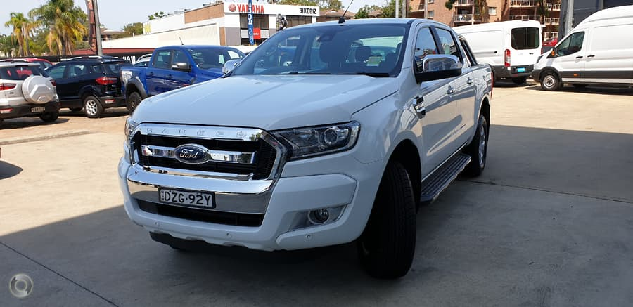 2018 Ford Ranger XLT PX MkII