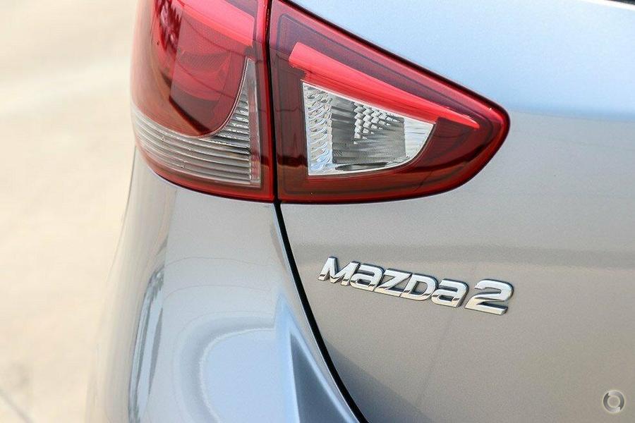 2019 Mazda 2 Neo DJ Series