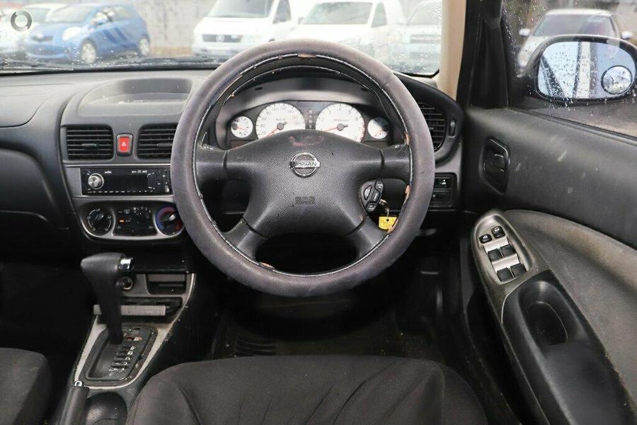 2005 Nissan Pulsar ST-L