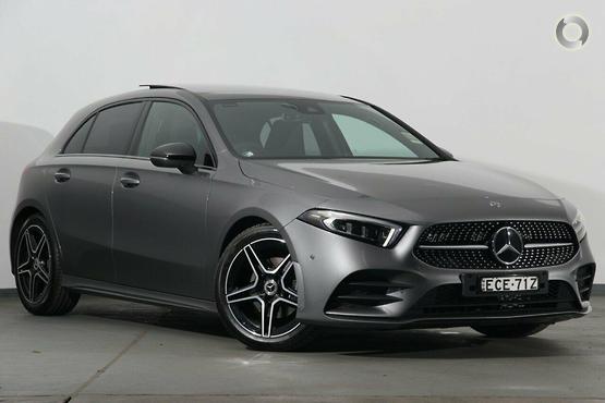 2019 Mercedes-Benz <br>A 180