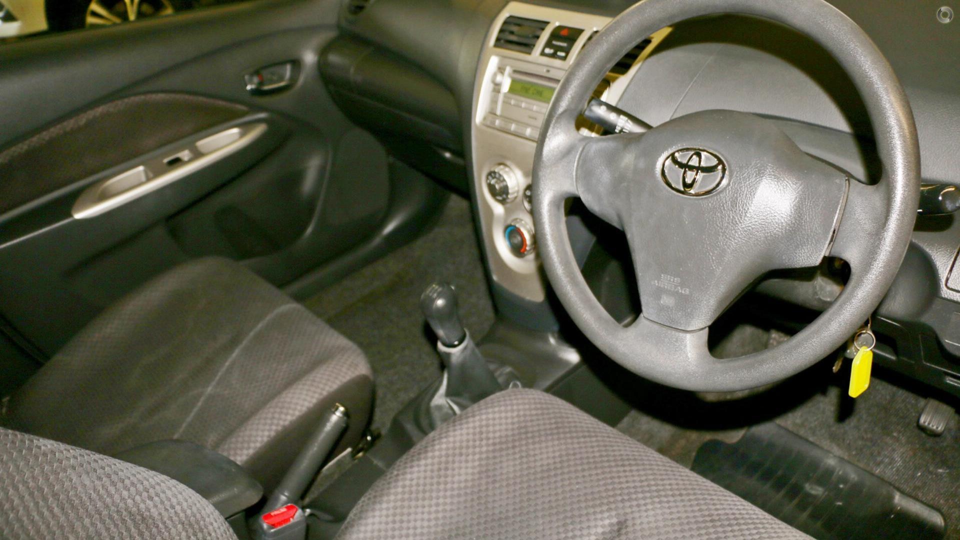 2007 Toyota Yaris YRS NCP93R