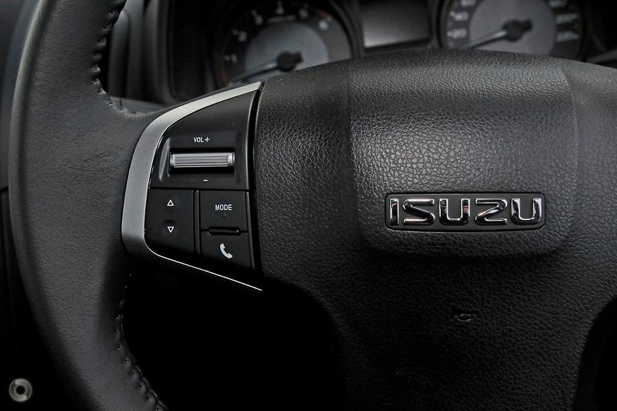 2018 Isuzu D-MAX SX (No Series)