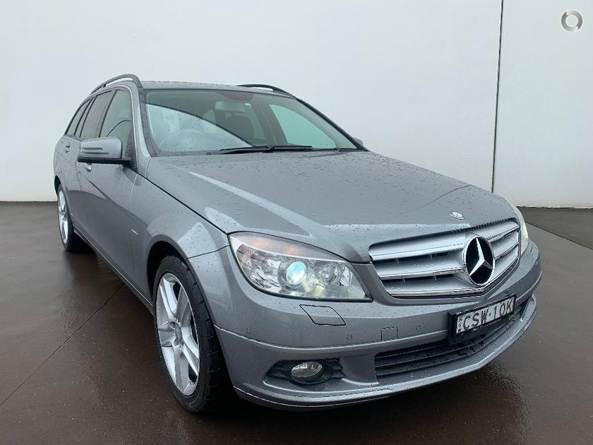 2011 Mercedes-Benz C 200 CGI Wagon
