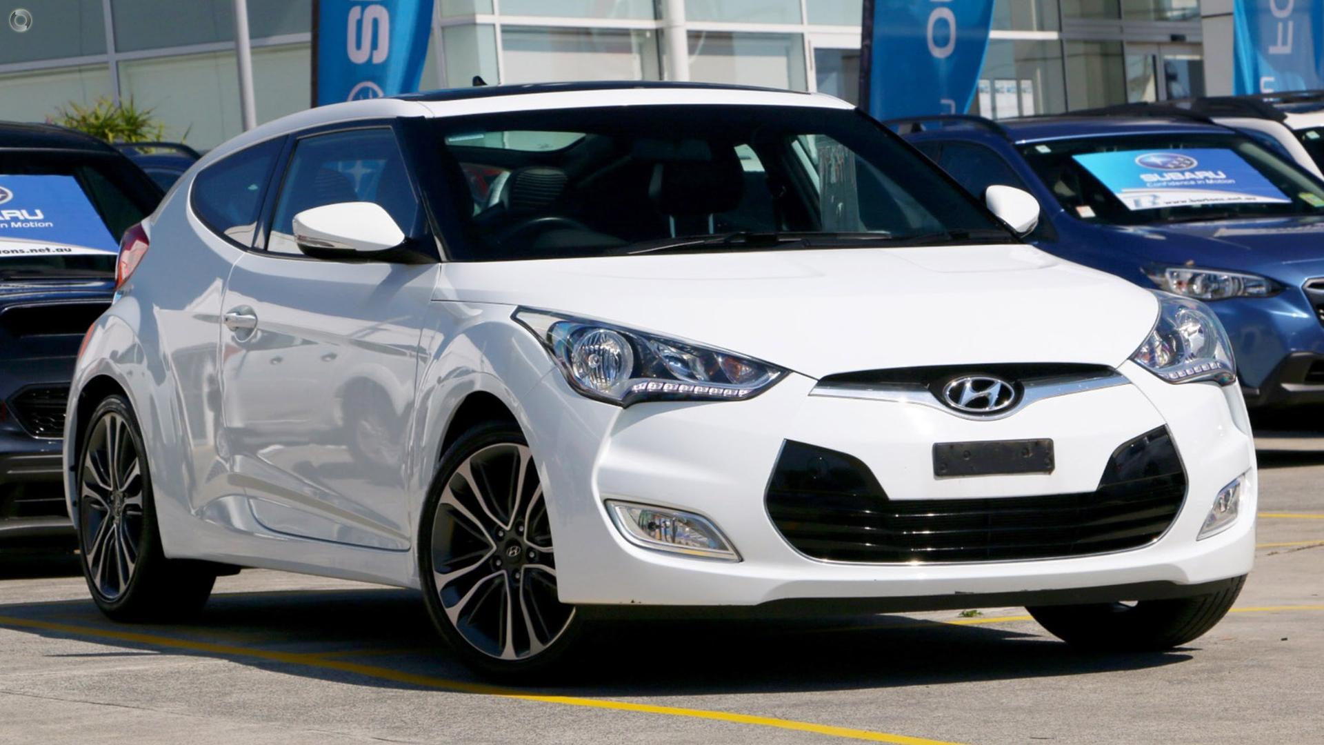 2015 Hyundai Veloster FS4 Series II