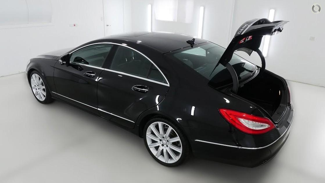 2013 Mercedes-Benz CLS 250 CDI Coupe