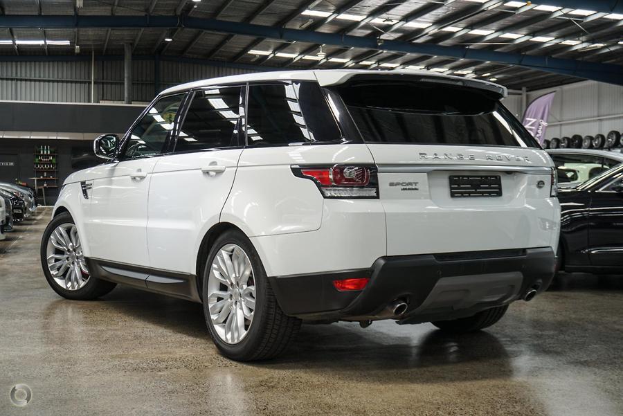 2014 Land Rover Range Rover Sport SDV6 SE L494