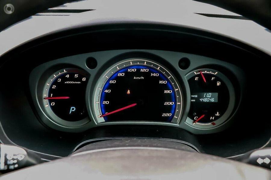 2009 Holden Colorado LT-R RC