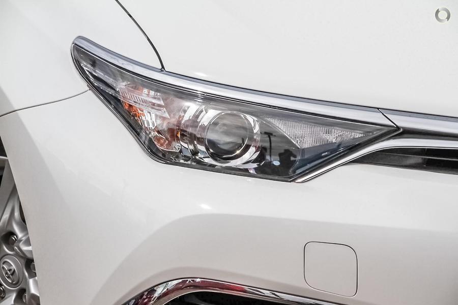 2016 Toyota Corolla Ascent Sport ZRE182R