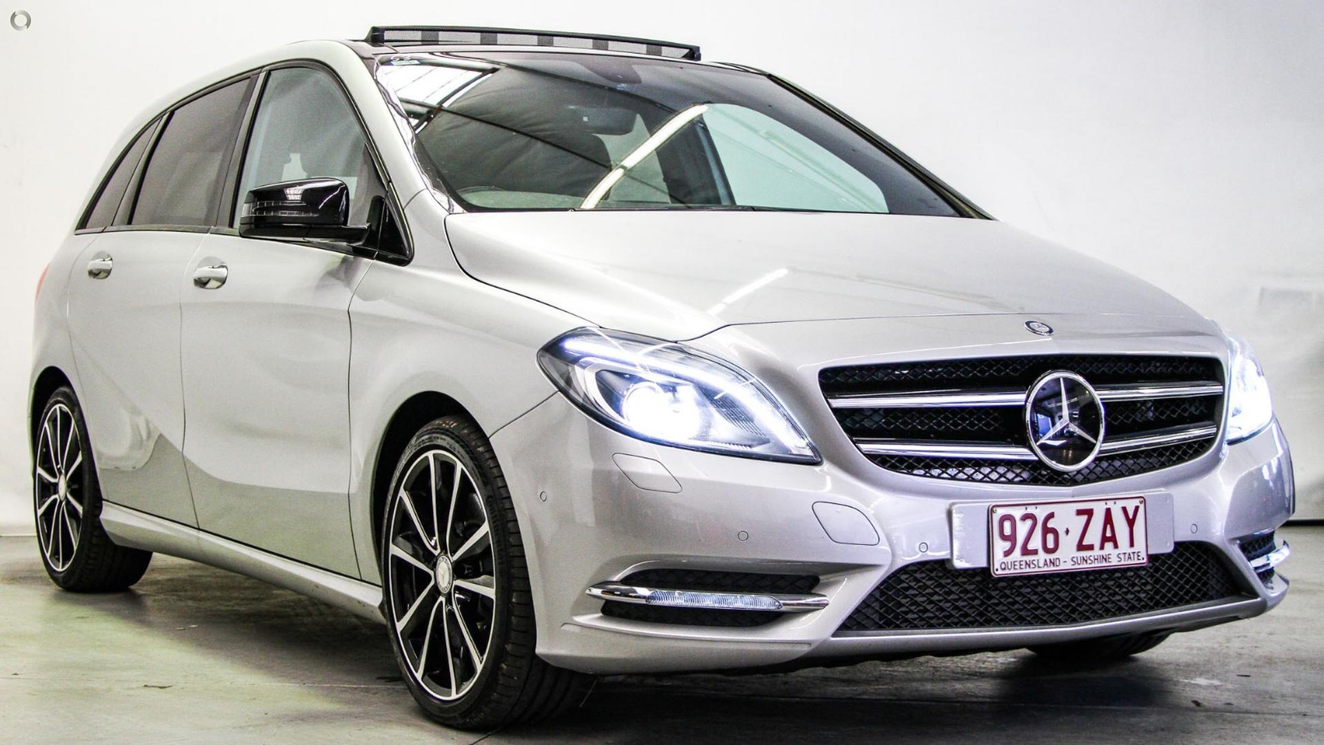 2013 Mercedes-benz B250  W246
