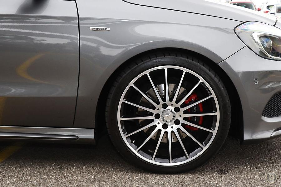 2015 Mercedes-Benz A250 Sport  W176