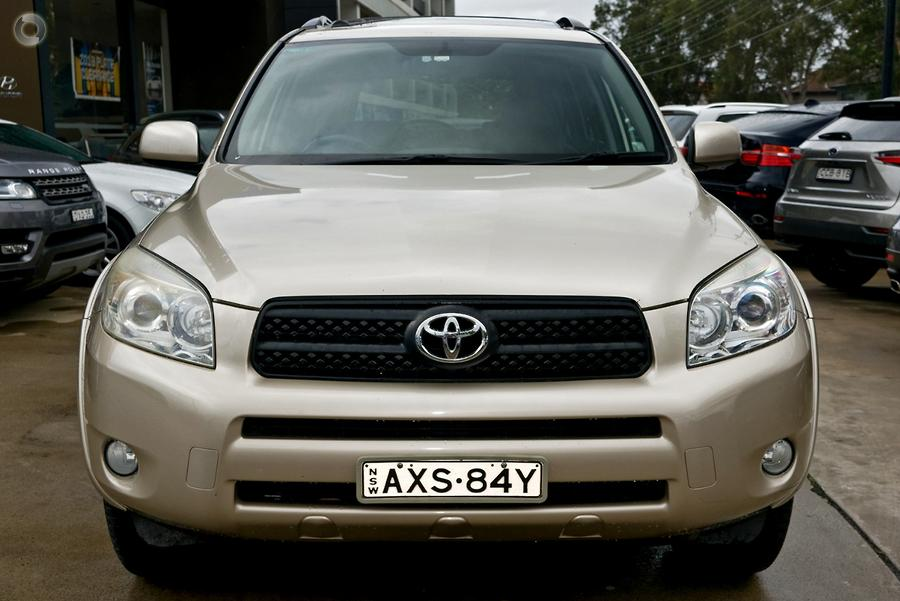 2006 Toyota RAV4 Cruiser L ACA33R