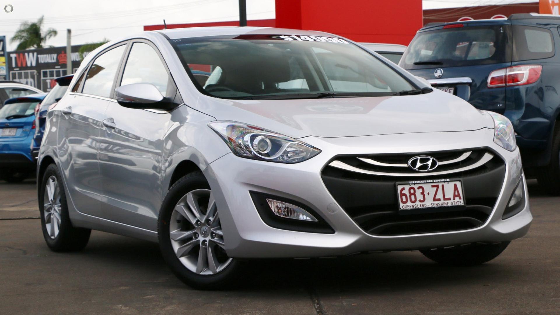 2012 Hyundai I30 GD