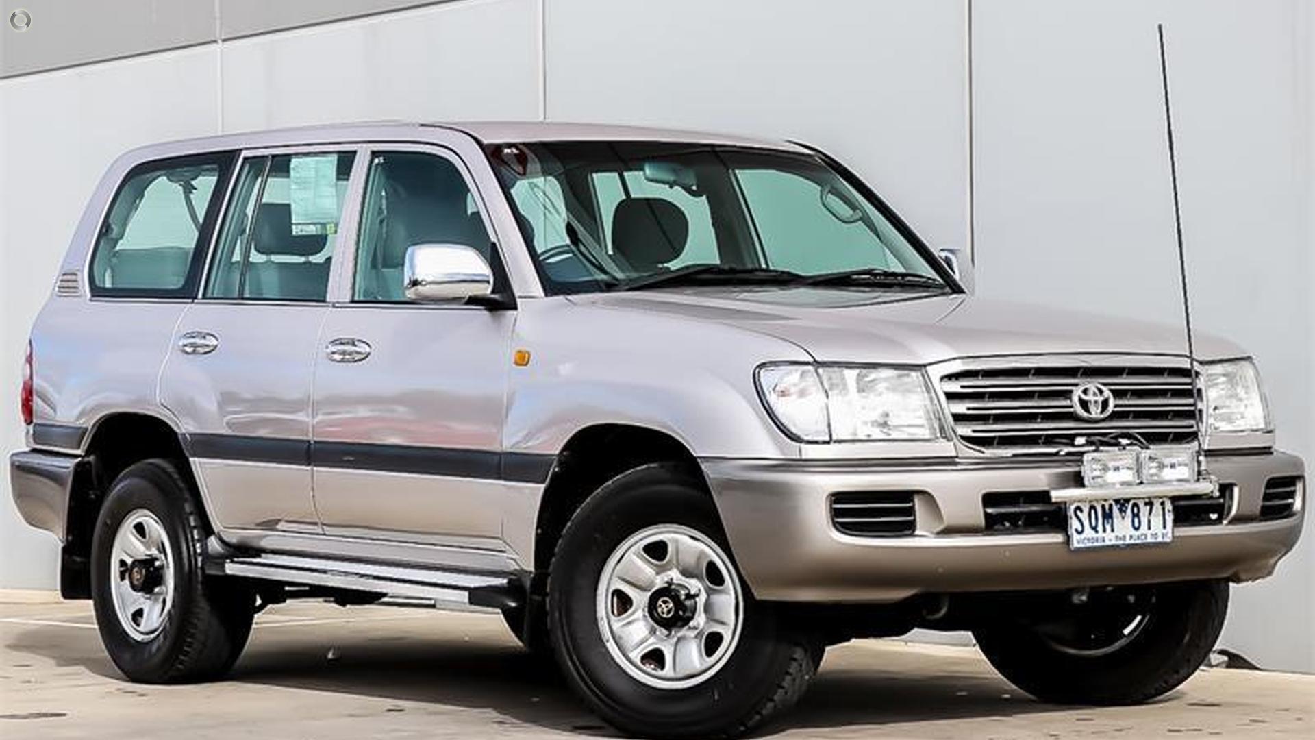2003 Toyota Landcruiser HDJ100R