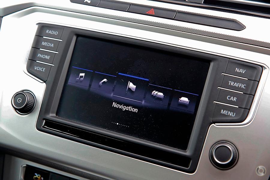 2017 Volkswagen Passat 132TSI B8