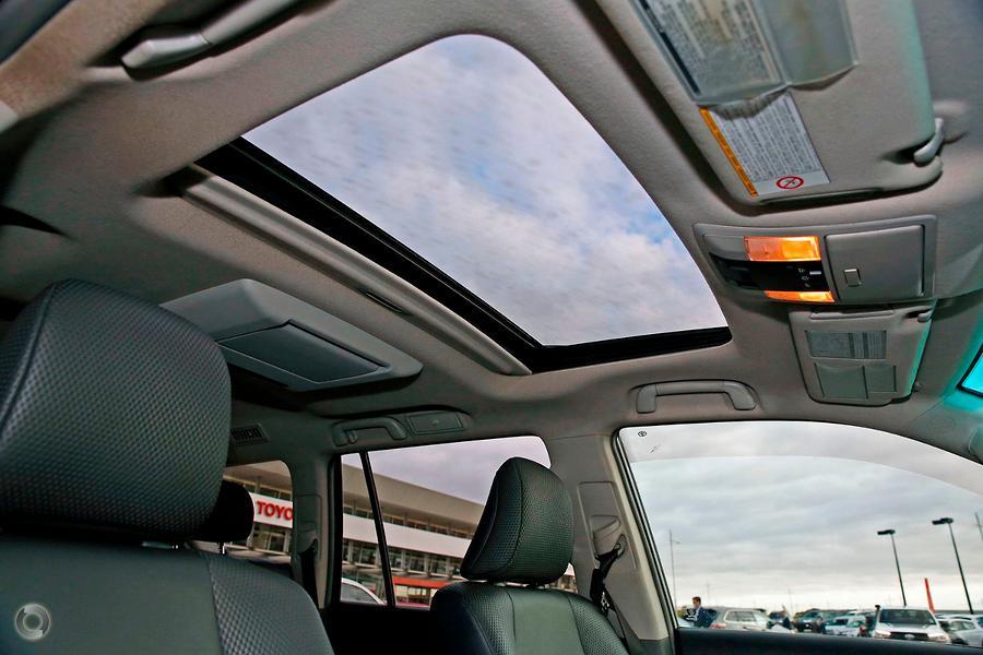 2012 Toyota Landcruiser Prado Altitude KDJ150R