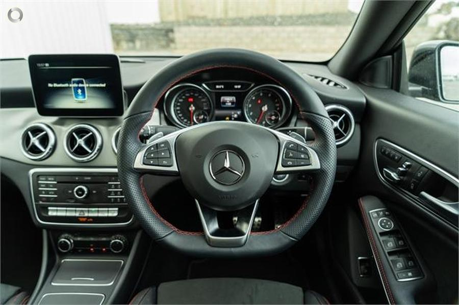 2019 Mercedes-Benz CLA 180 Coupe