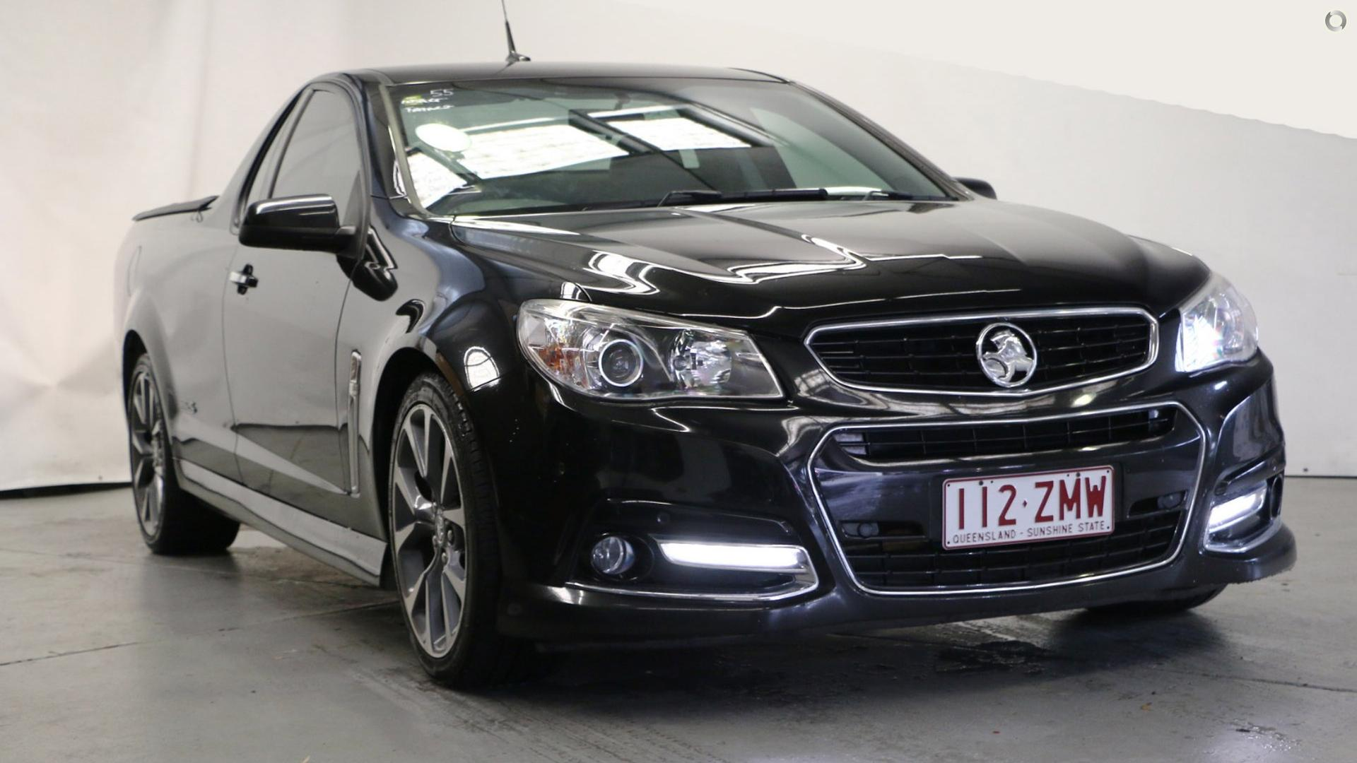 2013 Holden Ute VF