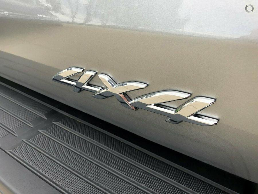 2019 Mazda BT-50 XT UR