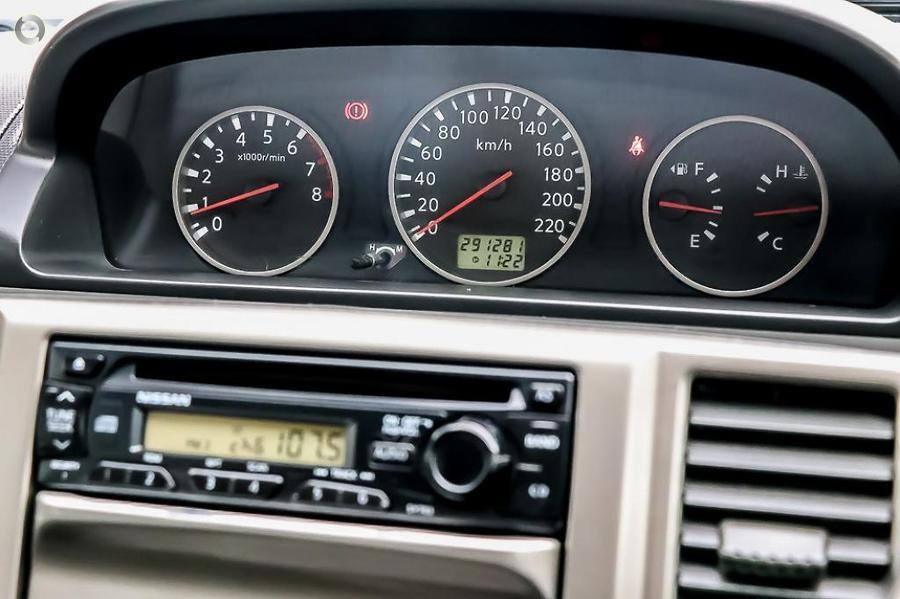 2004 Nissan X-trail ST T30 II
