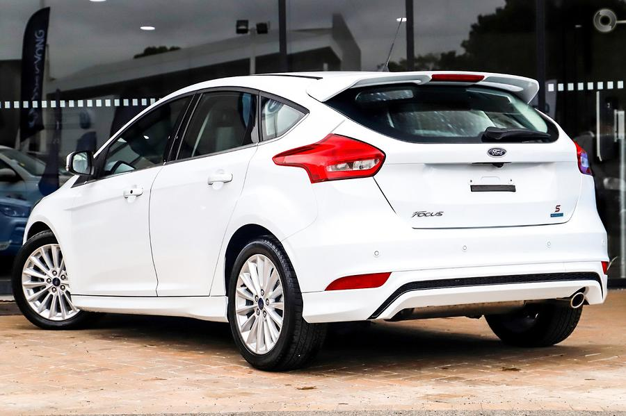 2018 Ford Focus Sport LZ