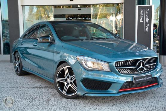 2014 Mercedes-Benz <br>CLA 250