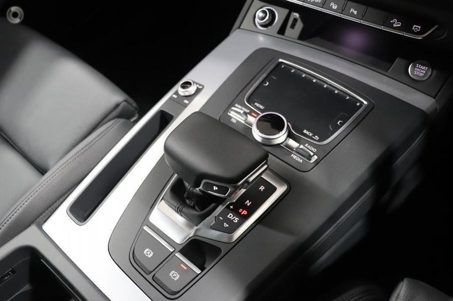 2019 Audi Q5 40 TDI sport