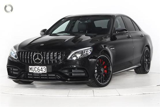 2020 Mercedes-AMG <br>C 63