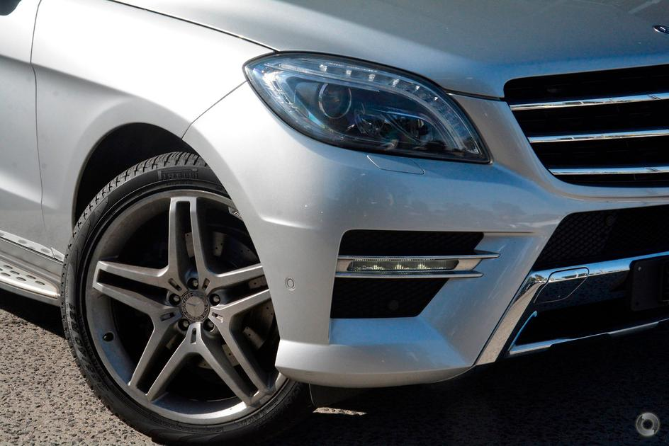 2013 Mercedes-Benz ML 350 Wagon