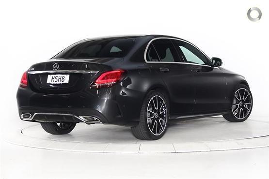 2020 Mercedes-Benz <br>C 200