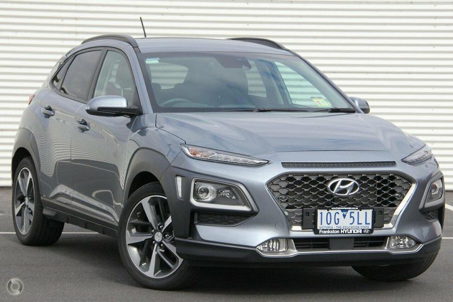 2018 Hyundai Kona Highlander OS
