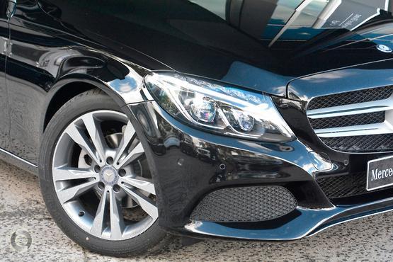 2016 Mercedes-Benz C 200 D