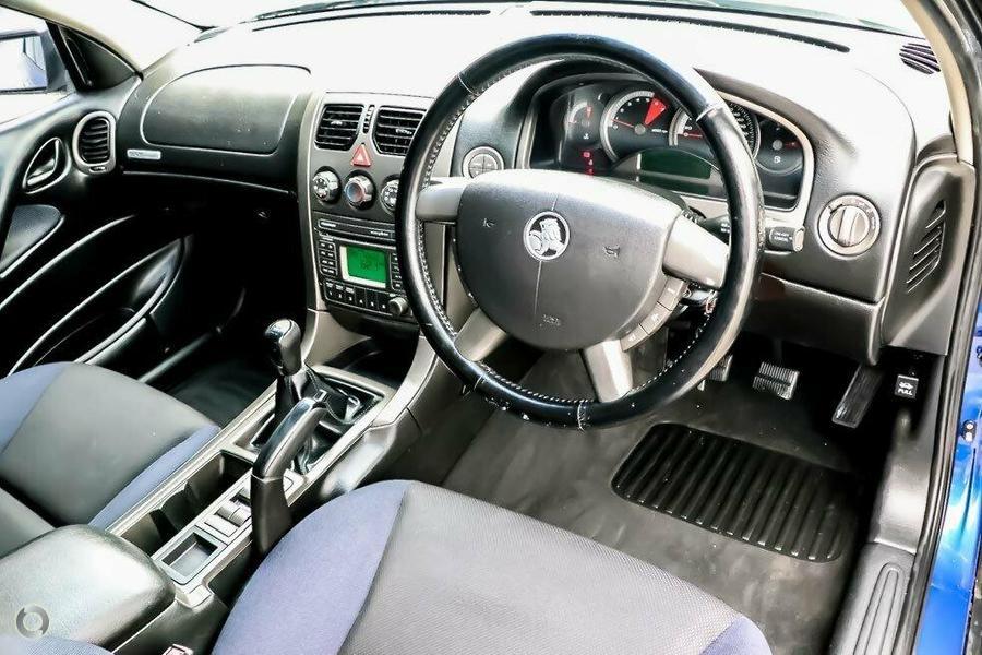2006 Holden Crewman S VZ