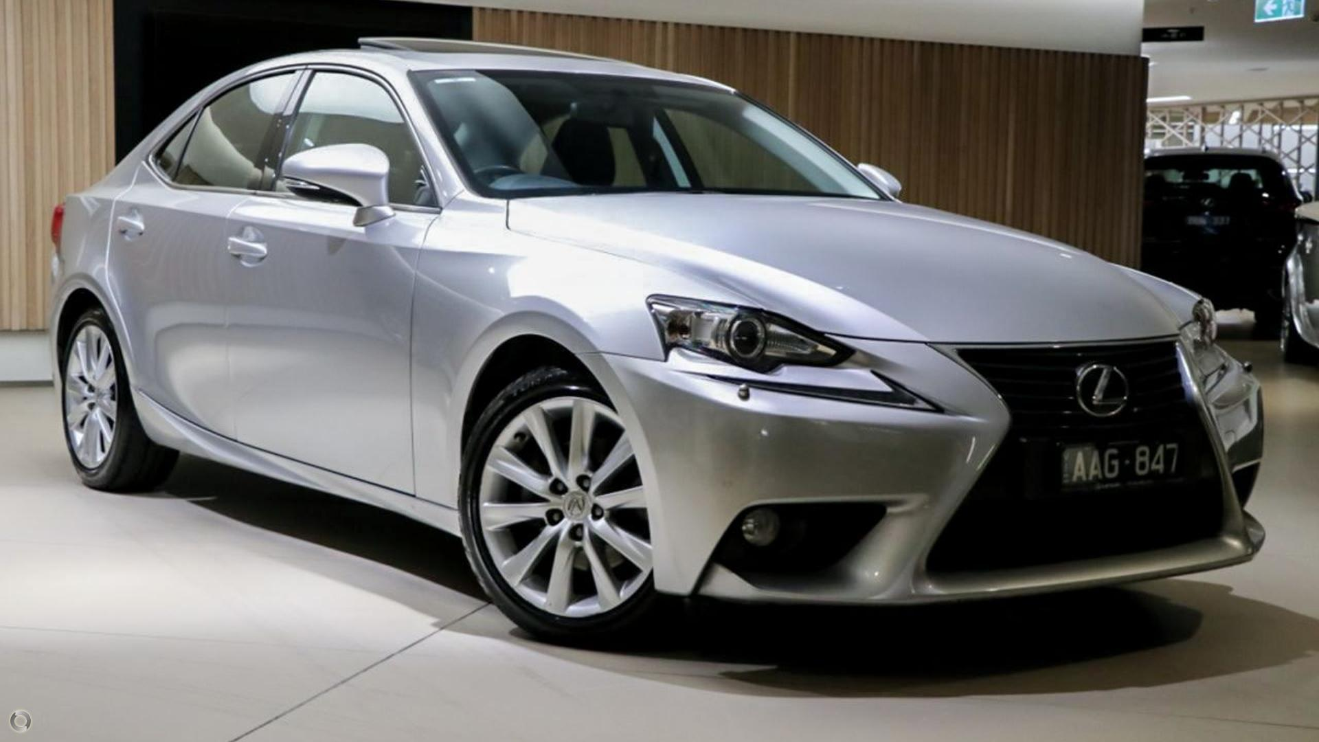 2013 Lexus Is GSE30R