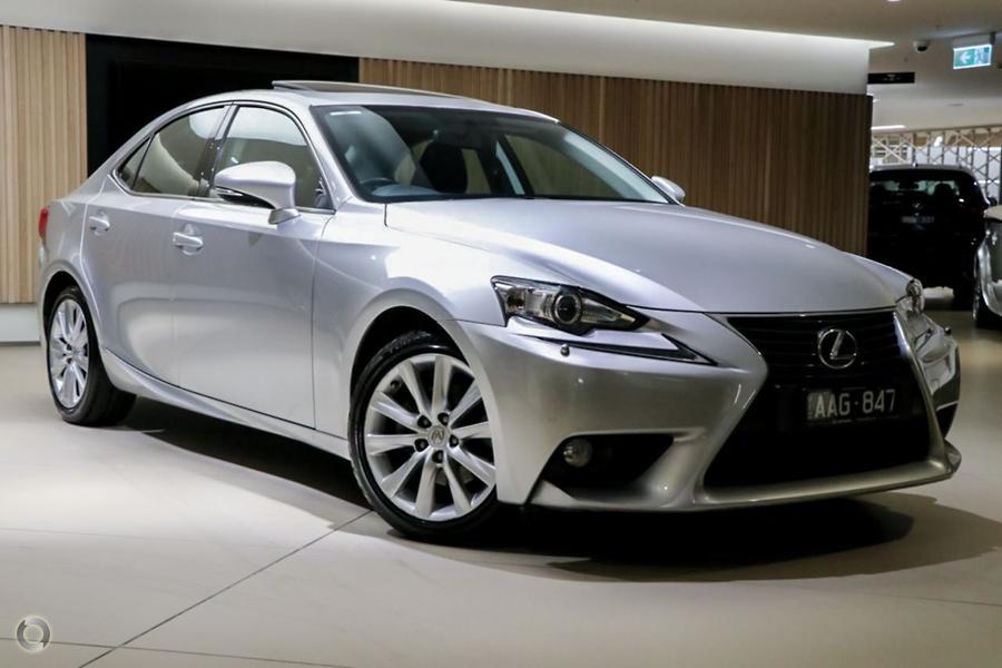 2013 Lexus Is IS250 Luxury GSE30R
