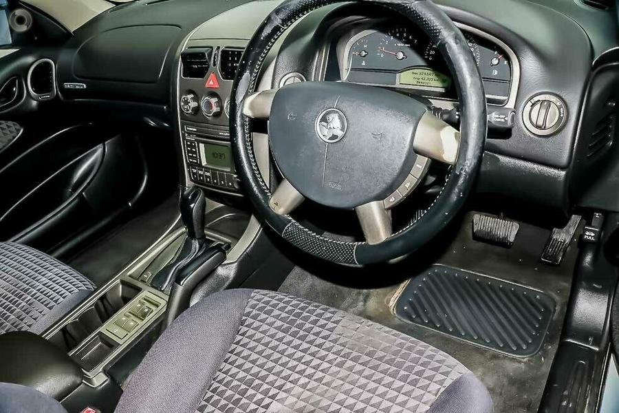 2002 Holden Commodore S VY