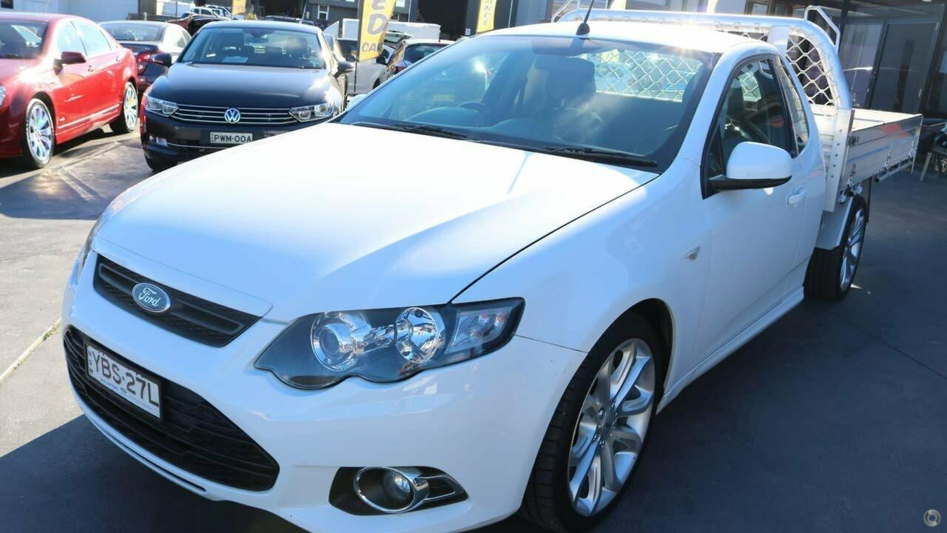 2014 Ford Falcon Ute XR6 Turbo FG MkII