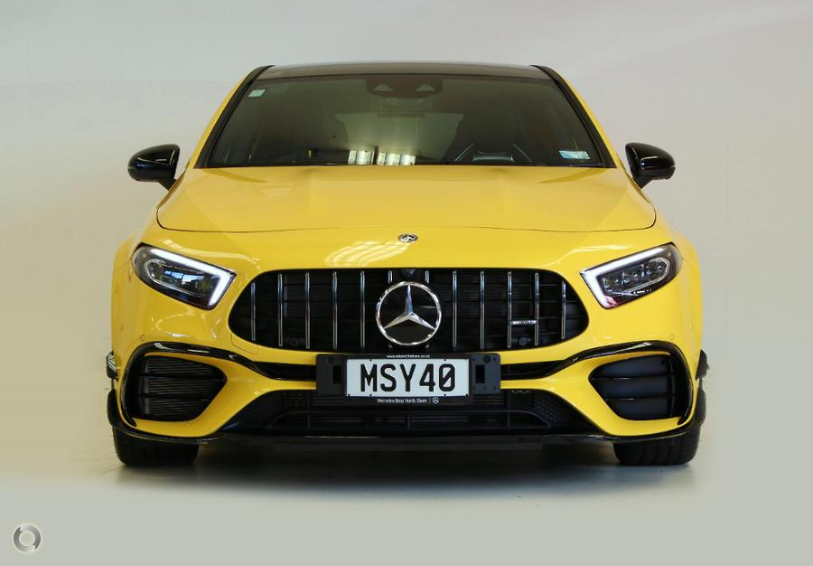 2020 Mercedes-AMG A 45 Hatch