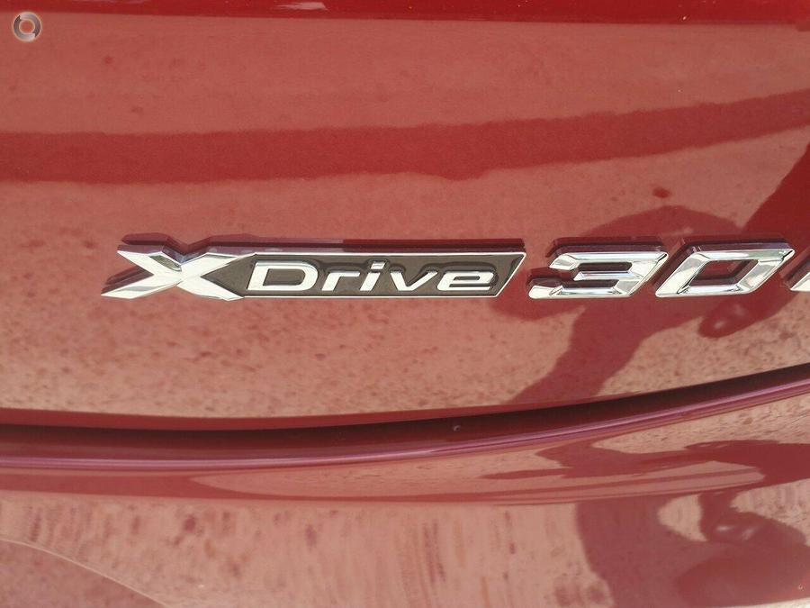 2018 BMW X4 xDrive30i M Sport