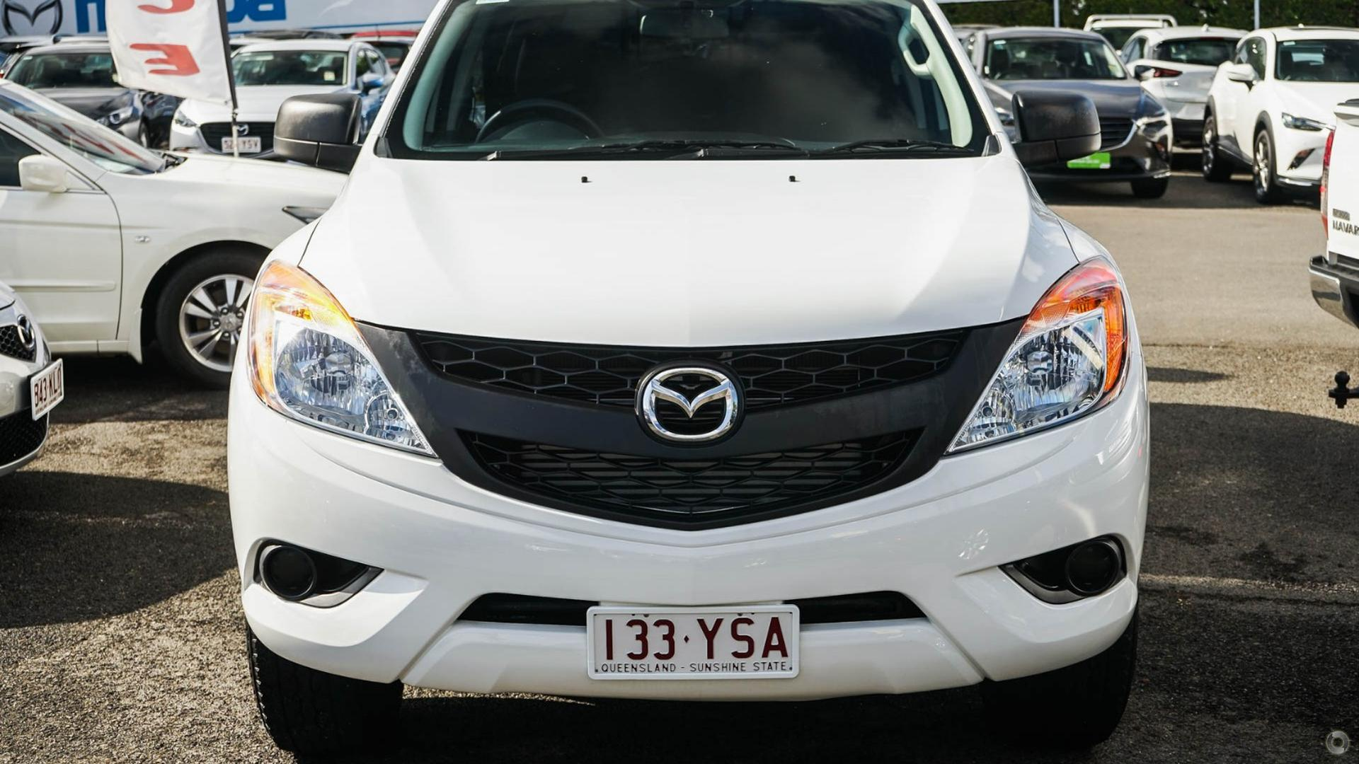 2011 Mazda Bt-50 XT Hi-Rider UP